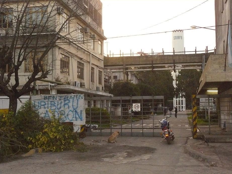 SNIAFA: Una fábrica cerrada con final abierto