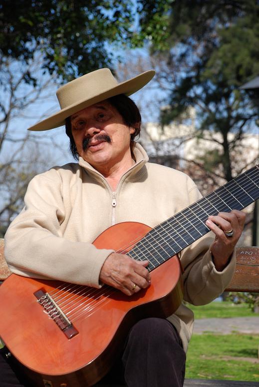 Ramón Ayala: la voz del monte