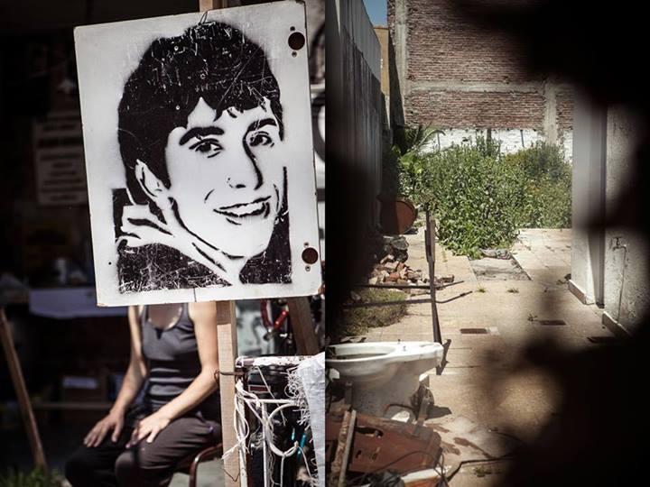 Crónica de los 68 días de acampe por Luciano Arruga