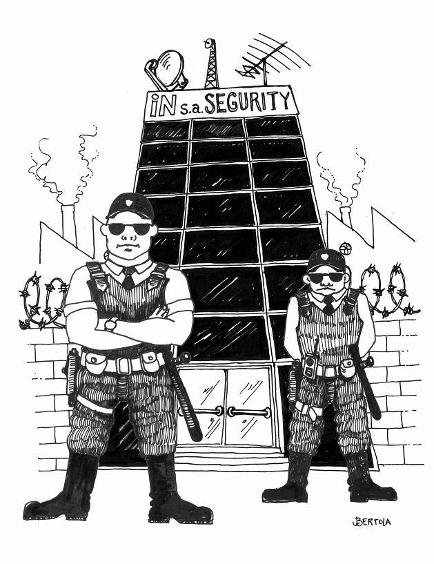 Agencias privadas con zona liberada