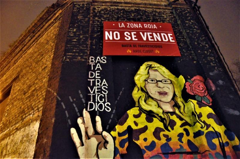 El juicio por el crimen de La Moma: la mataron por travesti