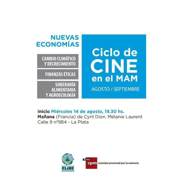 Ciclo de cine y debate Nuevas economías